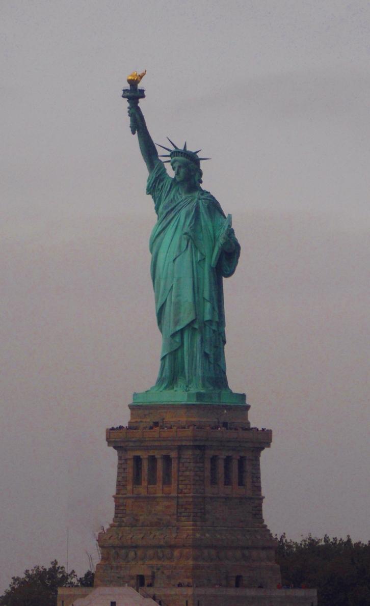 Lady Liberty #hoptgf