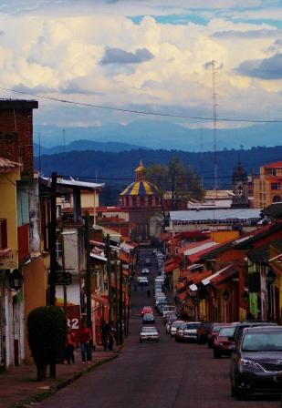Calle Independencia, Uruapan