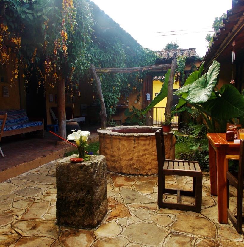 Casa El Abuelito Courtyard