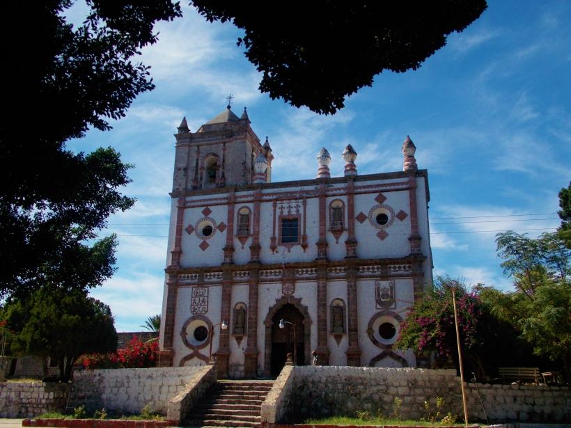 Juan Bautista de Luyando Mission In San Ignacio #hoptgf