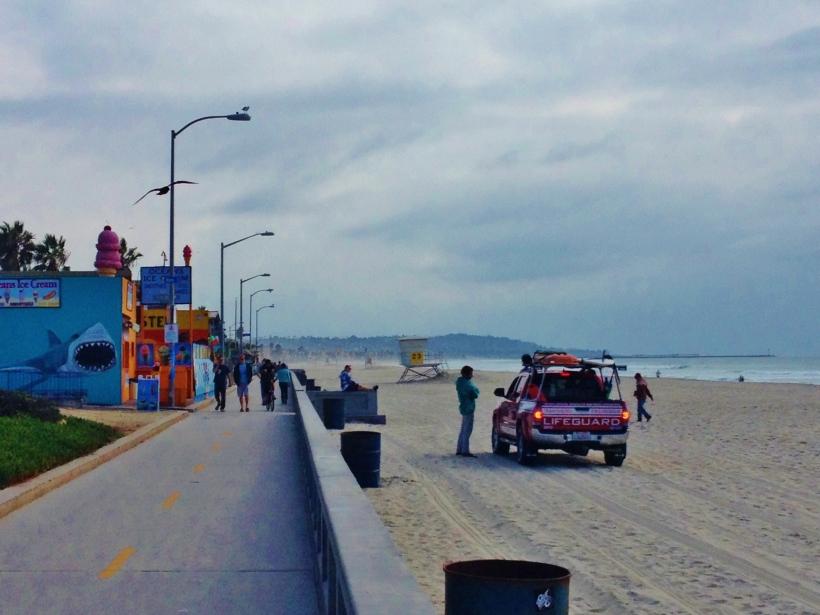 Pacific Beach San Diego #hoptgf