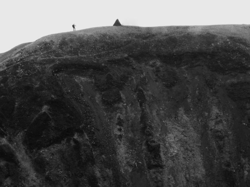The summit of Paricutin  #hoptgf