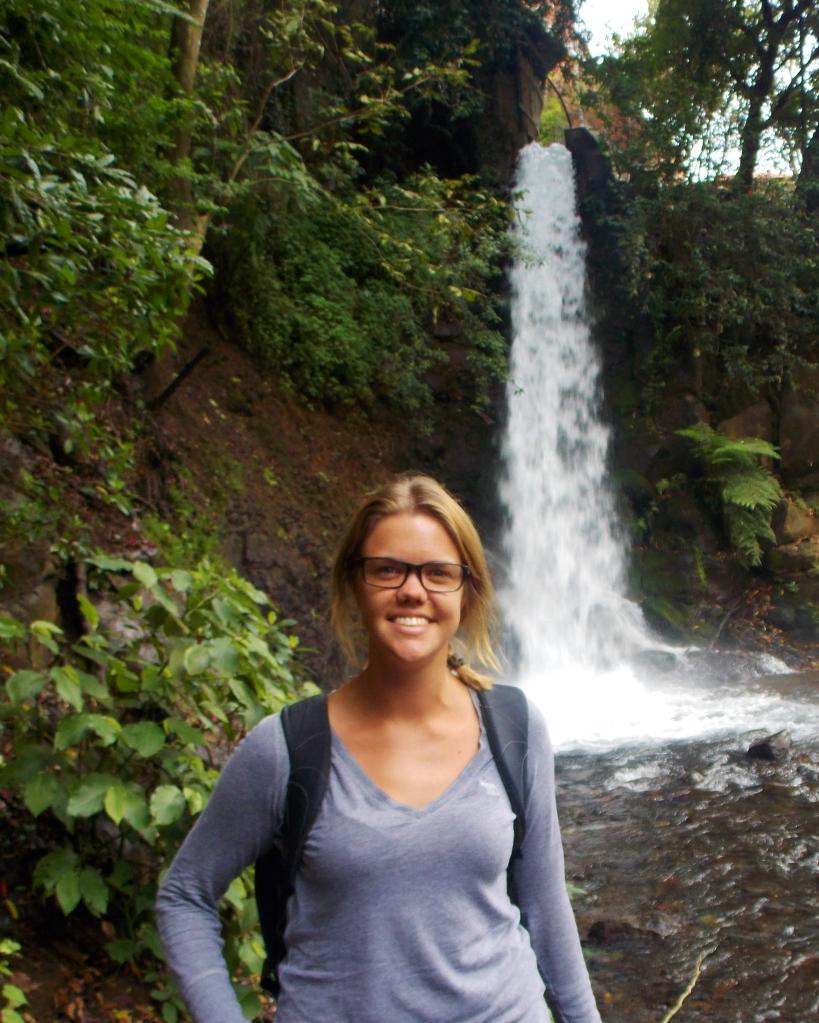 The waterall shot, Parque Nacional de Cupatitzio #hoptgf
