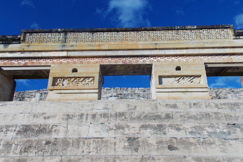 The Zapotec Ruins of Mitla