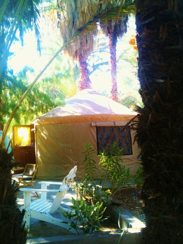 #Yurtlife in San Ignacio #hoptgf