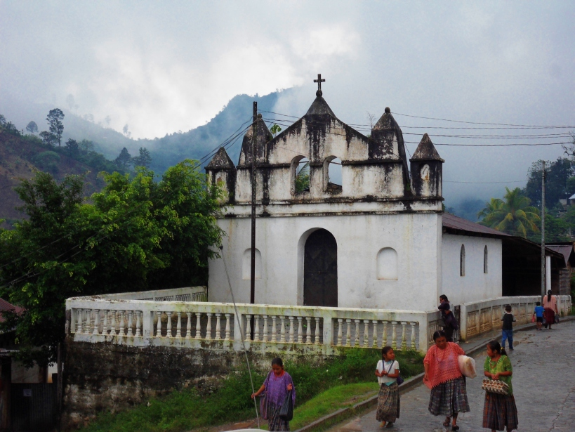 Church in Lanquin