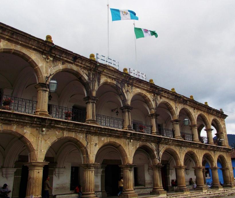 Palacio del noble ayuntamiento