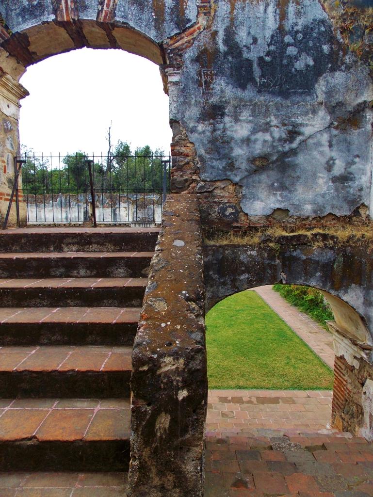 San Jeronimo Stairs