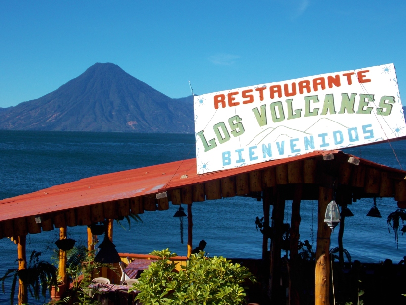 We didn't eat there...but it's a nice shot!