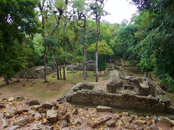 Cemetary Group of Copan Ruins