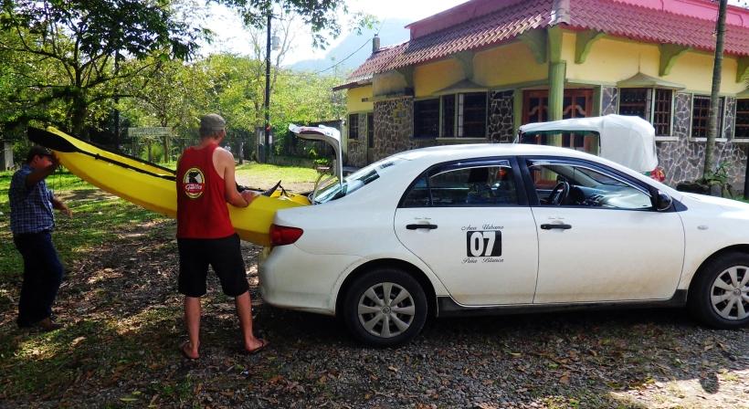 Excellent kayak transportation...faultless