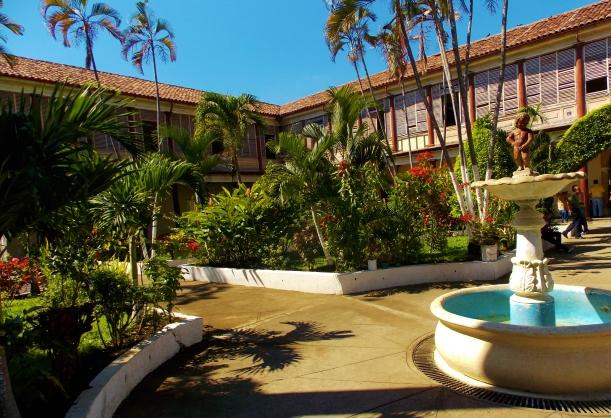 Inside the Alcaldia, Santa Ana