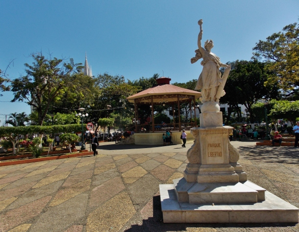 Parque Libertad Santa Ana