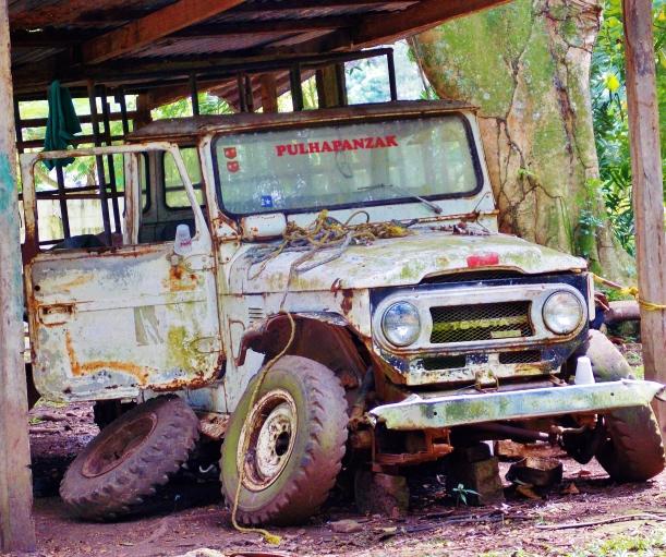Pulhapanzak  Jeep