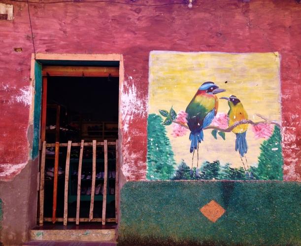 Random Tacuba wall art