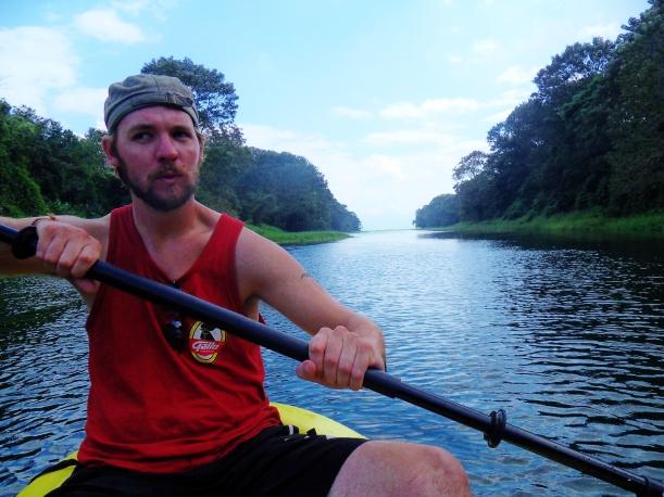 solid kayaking skills