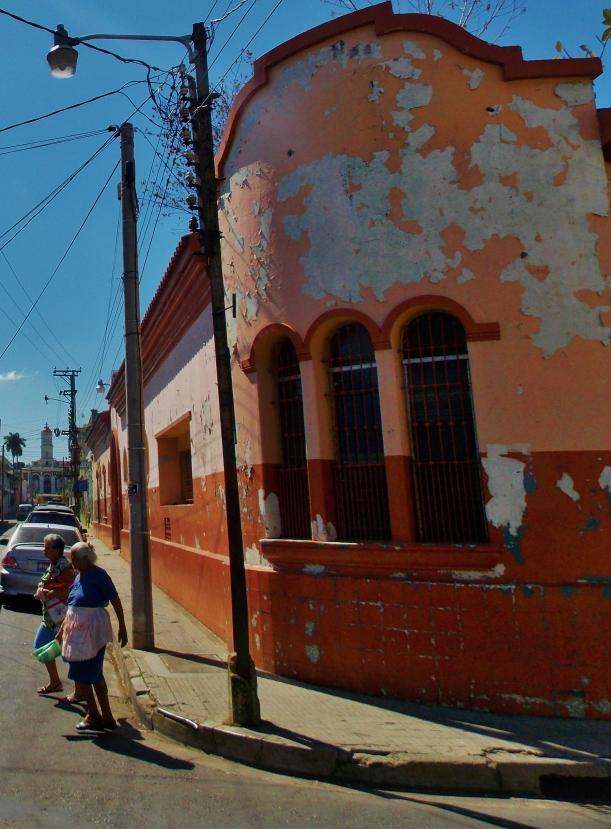 Street of Santa Ana