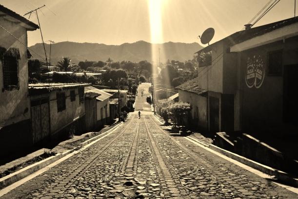 Streets of Tacuba