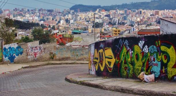 Views of Quito
