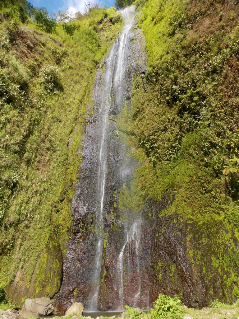 San Ramon falls...finally