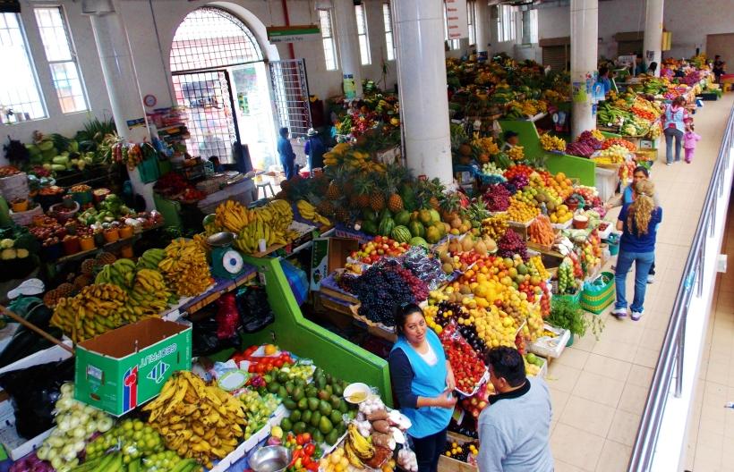 A bit of fruit an veg
