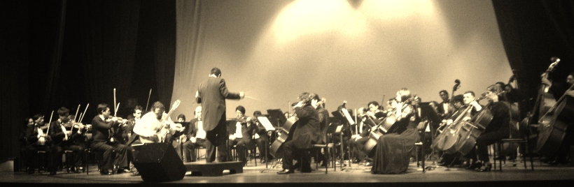 A night at the Symphony in Cuenca