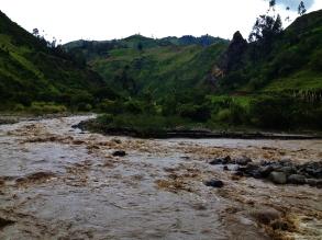 The Toachi River