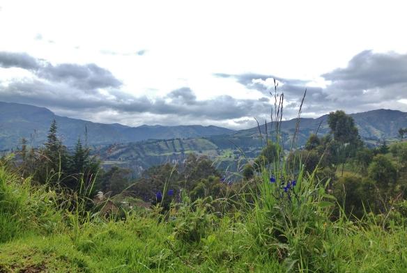 Views from Chugchilan