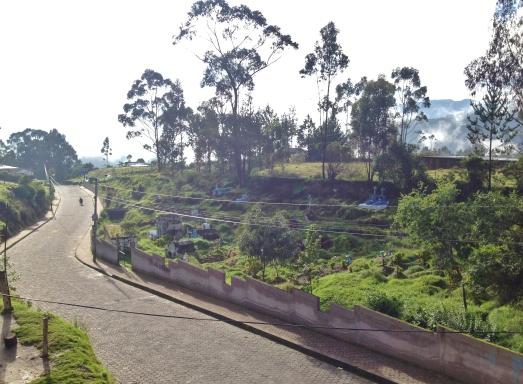 Graveyard of Chugchilan