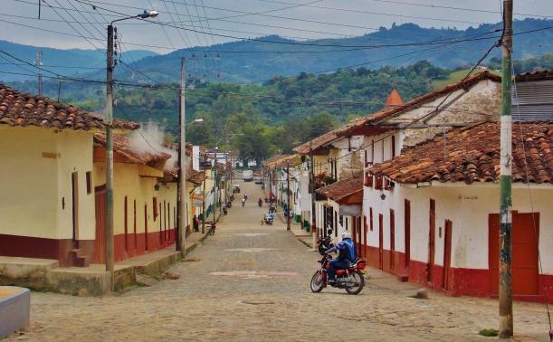 Streets of San Agustín