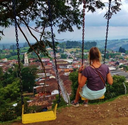 Swinging over Salento