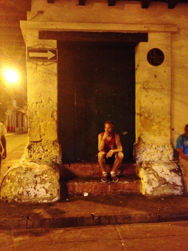 Bewilderment - In the Getsemani