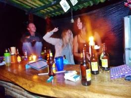 impromptu Karaoke night