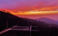 Giant hammock at Sunset