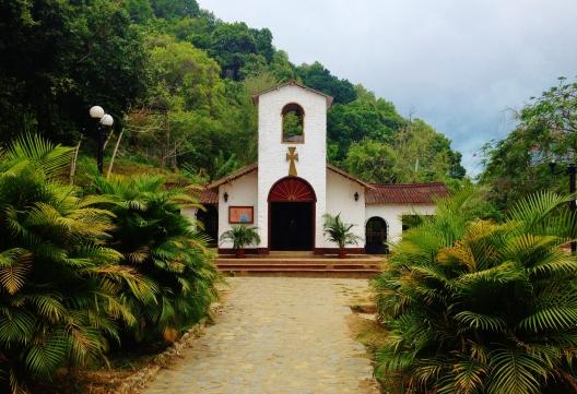 Minca Church