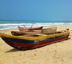 The colours of Colombia at Palomino