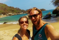 Cove Selfie