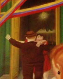 Finding the colours in Botero's work