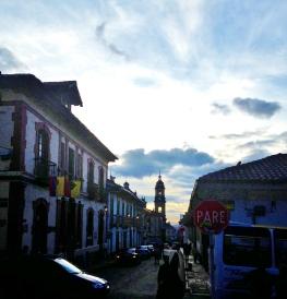 Calle 11 - Towards Plaza Bolívar