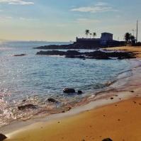 City beach in Barra