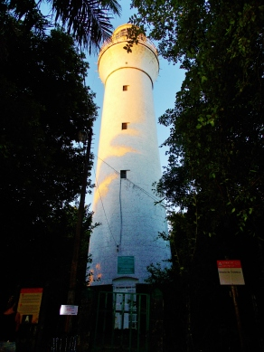 The Lighthouse on Morro de São Paolo