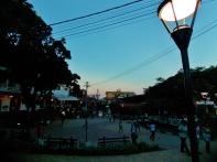 Main square Morro de São Paolo