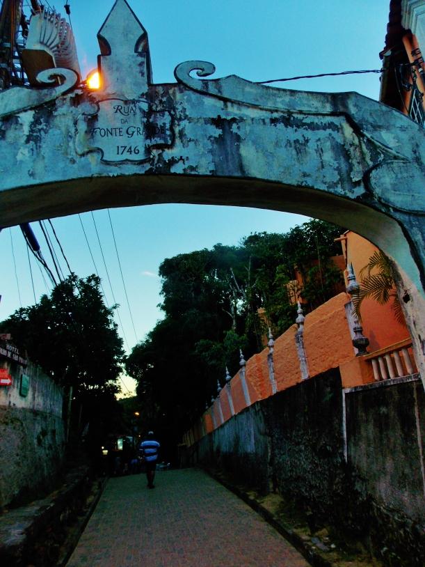 Rua da Fonte Grande 1746