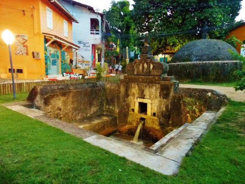 Fonte Grande - Morro de São Paolo
