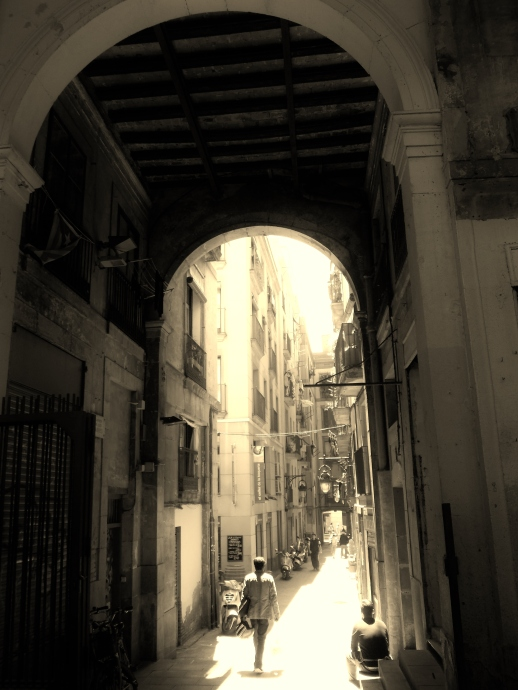 Streets of the gothic