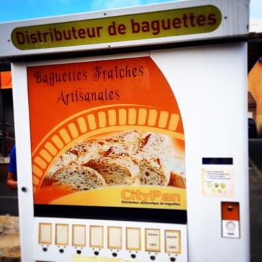 Boulangerie closed? No problem!