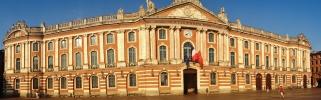 La Capitole in Toulouse