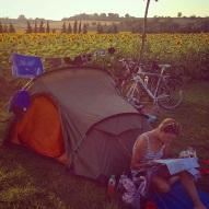 Prettiest camping spot ever?