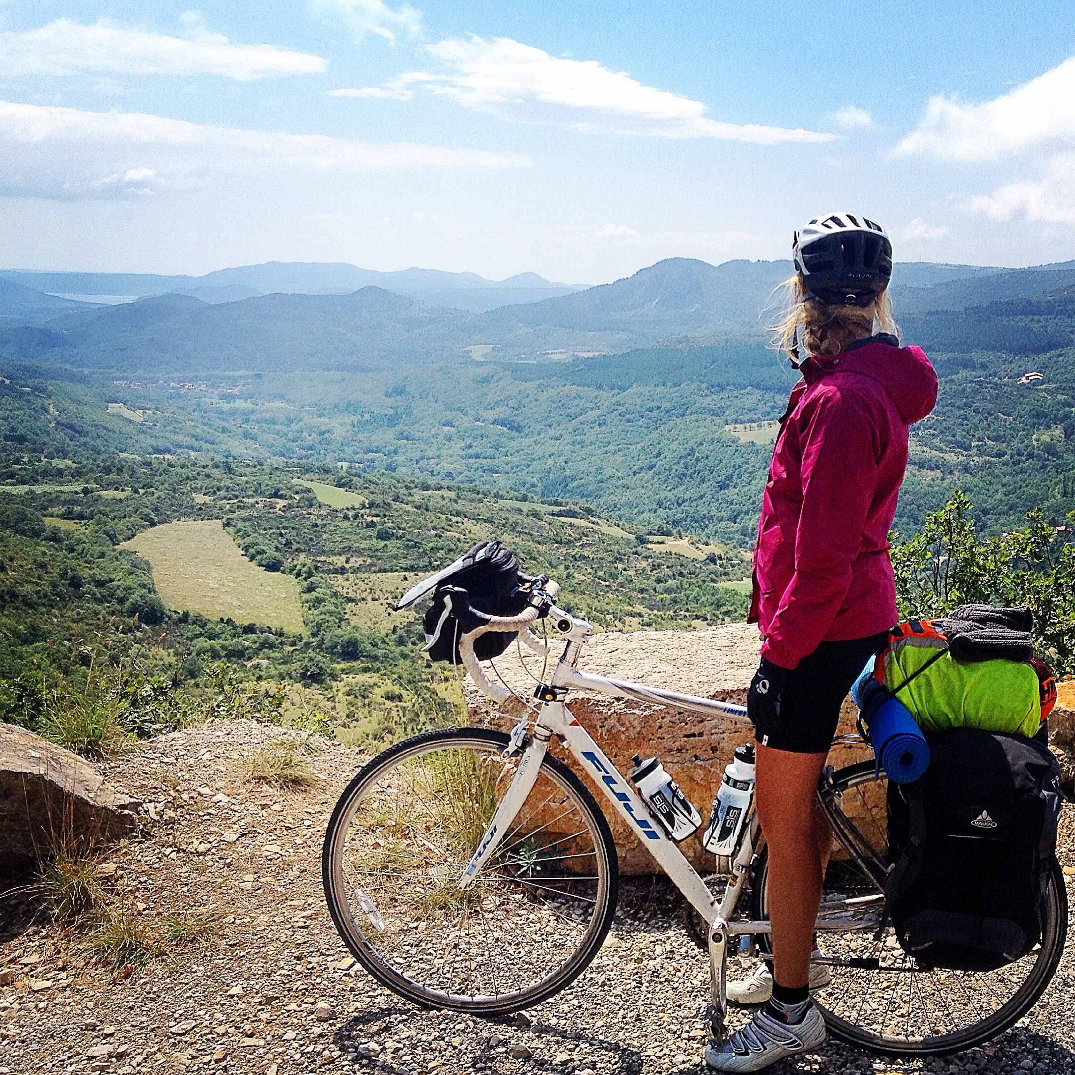 atlantic coast to mediterranean coast – a beginners bicycle tour of